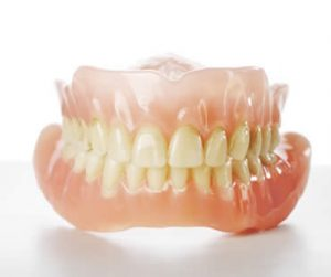 Rules for the First Days of Wearing Dentures