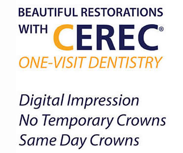 Cerec dentist in Ryde, Campsie, Kogarah, and Haymarket